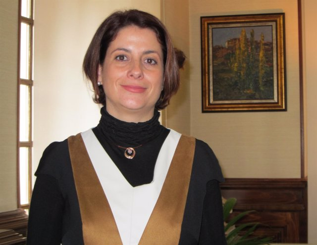 Enma Buj, Alcaldesa De Teruel