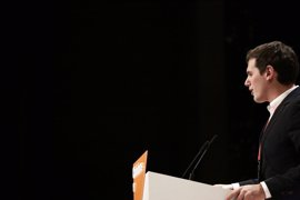 Rivera promete cuidar la confianza recibida en el congreso de Ciudadanos y asegura que acabarán gobernando España