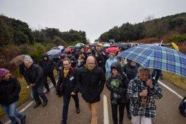 """Romeva: """"Hemos sido refugiados y estamos al lado de todos los que lo son hoy"""""""