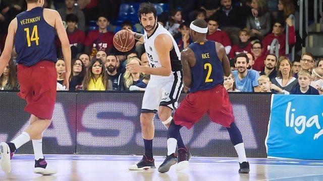 Barcelona Lassa Mumbrú RETAbet Bilbao Basket
