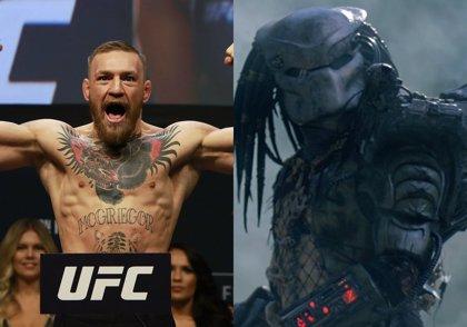 ¿Estará Conor McGregor en la nueva Depredador?