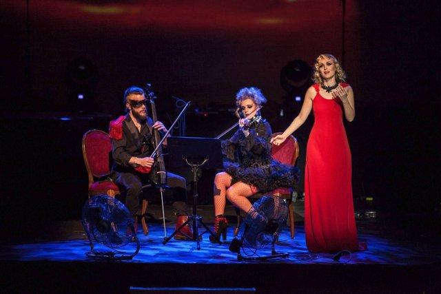 El espectáculo ha pasado por Nueva York, Milán y México