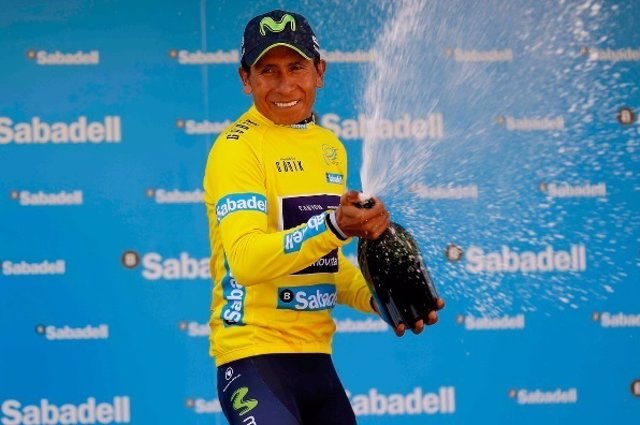 Nairo Quintana Volta a la Comunitat Valenciana