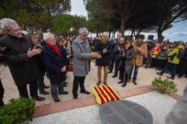 Una placa recordará a los refugiados del campo de Argelès-sur-Mer durante la Guerra Civil