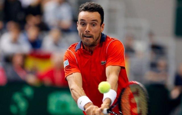 Roberto Bautista Copa Davis Croacia