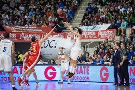 Llull y Carroll le hacen un roto al UCAM Murcia
