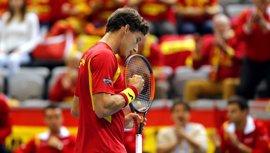 Carreño culmina la remontada de la 'Armada' y cita a España con Serbia en cuartos de final