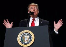 Trump asegura que ofreció ayuda a Peña Nieto para hacer frente a los cárteles en México