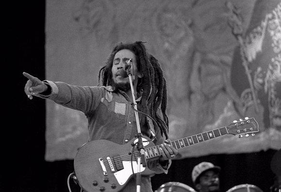 Bob Marley concierto