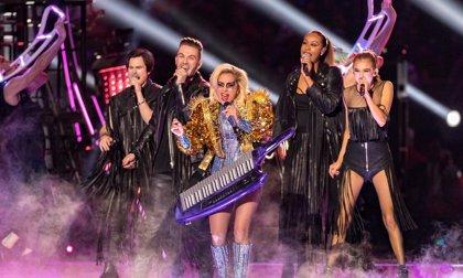 VÍDEO: La espectacular actuación de Lady Gaga en la Super Bowl