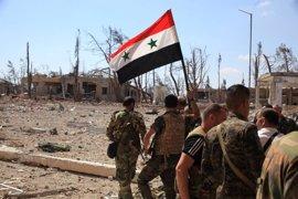 El Ejército de Siria corta la principal vía de suministros de Estado Islámico en Al Bab