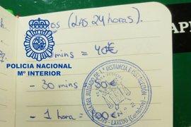 La Policía libera a cinco mujeres explotadas sexualmente en País Vasco y Cantabria
