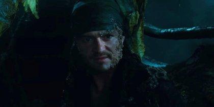 Johnny Depp y Orlando Bloom, de nuevo juntos en el tráiler de Piratas del Caribe: La venganza de Salazar