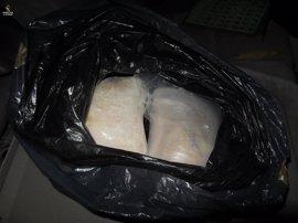 Incautan 2,2 kilos de cocaína y detienen una persona en La Jonquera