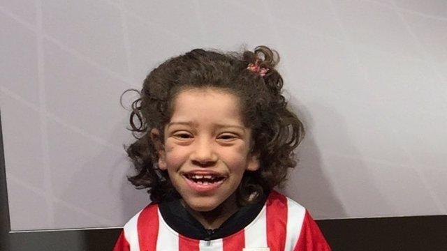 Maialen aulestia, niña vasca con sindrome de Donahue
