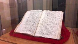Archivo Municipal expone un acta del siglo XVII que refleja la participación de Málaga en una contienda internacional
