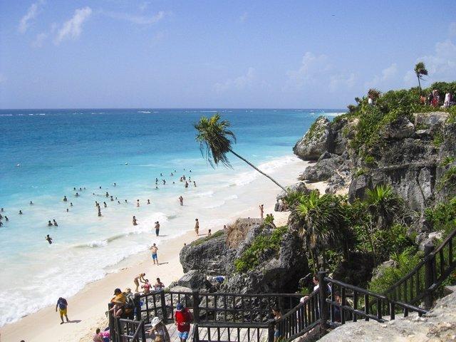 Playa méxico