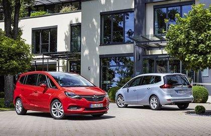 Opel Zafira: un gran espacio comunicado