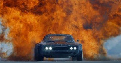 Fast and Furious 8: Explosivo tráiler cargado de acción y traición