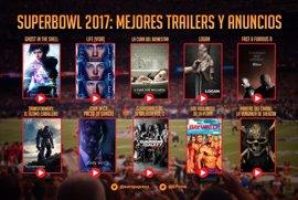 De Piratas del Caribe a Transformers: Todos los tráiler de la Super Bowl