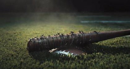 The Walking Dead: Lucille irrumpe en el brutal anuncio de la Super Bowl