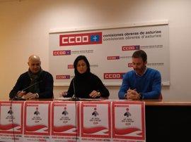 """CCOO de Industria ve """"desproporcionada"""" la """"alarma social"""" creada por los altos niveles de contaminación en Asturias"""