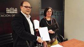 La Comisión de Hacienda de la Diputación de Albacete aprueba la propuesta de presupuestos, gracias al acuerdo PSOE-IU