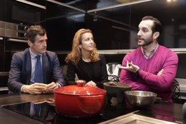 Estudiantes americanos se formarán durante tres meses en siete restaurantes madrileños con estrella Michelin
