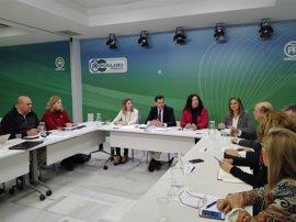 Moreno pide dar respuesta a la demanda social y amplíe convenios con la educación concertada