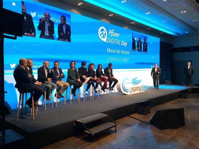 Np Pfizer Digital Day, Un Encuentro Para Valorar El Impacto De Las Nuevas Tecnol