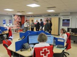18.000 atendidos por la alianza de Cruz Roja y Junta