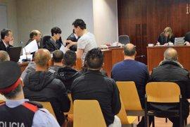 Juzgan a nueve personas por 31 robos en Lleida, Tarragona y Castellón