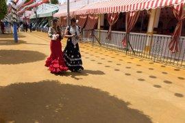 Maeztu pide al Ayuntamiento de Sevilla que la Feria de Abril sea más accesible para personas con movilidad reducida