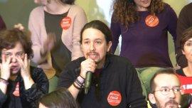 """Iglesias responde a Catalá: """"Decir que una movilización amedrenta es propio de quienes prefieren las dictaduras"""""""