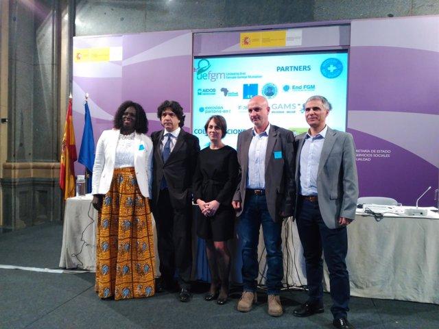 Presentación plataforma de prevención conra la MGF