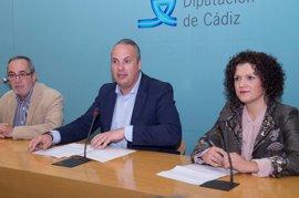 Las diputaciones de Cádiz y Huelva comparten experiencias en Memoria Histórica