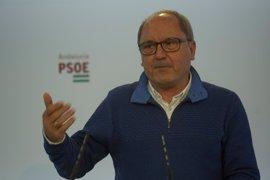 PSOE-A enmarca el acto de Susana Díaz con alcaldes en Madrid en la defensa del municipalismo