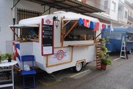 De los 'chorizos parrilleros' a los 'food trucks' estas Fallas