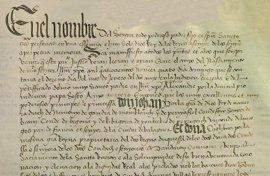 El Archivo de Navarra recuerda el quinto centenario de la muerte de la reina Catalina de Foix