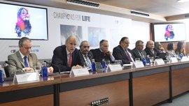 LaLiga reparte 60.000 euros recaudados en el 'Champions for Life' entre seis proyectos solidarios