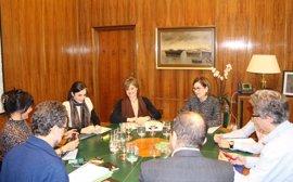 Tejerina promete a las ONG ambientales que participarán en la Ley de Cambio Climático