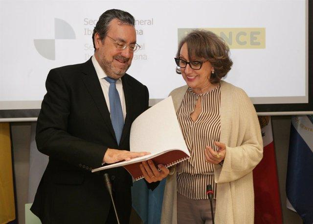 Nota. La Once Y La Secretaría General Iberoamericana Ponen En Marcha El Programa