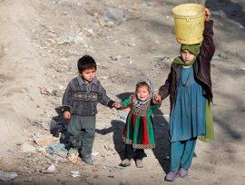 Save the Children denuncia que más de dos niños mueren al día por el conflicto en Afganistán