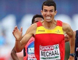 Mechaal puede volver a correr