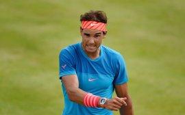 Nadal preparará Wimbledon en Queen's