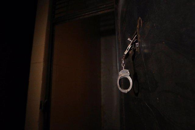 Prisión en Siria