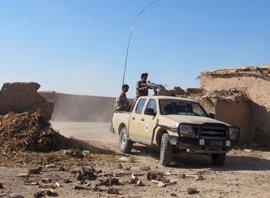 Afganistán anuncia la muerte en Helmand de diez talibán, entre ellos un comandante del grupo