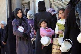La ONU alerta de que 1,8 millones de personas están sin suministro de agua en la provincia de Alepo