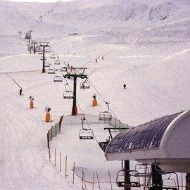 Valdezcaray abre doce pistas este martes, con 6,95 kilómetros esquiables