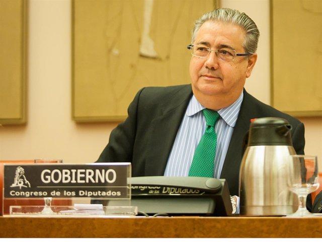 Juan Ignacio Zoido, ministrio del Interior